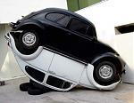 Yin and Yang VW Art
