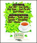 The Crama - Ceaiuri, Cafele si Vinuri-meniu_ceai_the_crama-jpg