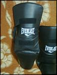 Set Everlast manusi, aparatoare picior si benzi mana pentru kickboxing-imagine1034-jpg