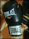 Set Everlast manusi, aparatoare picior si benzi mana pentru kickboxing-imagine1032-jpg