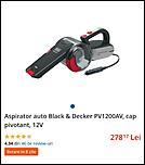 Aspirator auto Black&Decker PV1200AV, cap pivotant, 12 V-121797402_3208756049234386_2524760197068024987_n-jpg