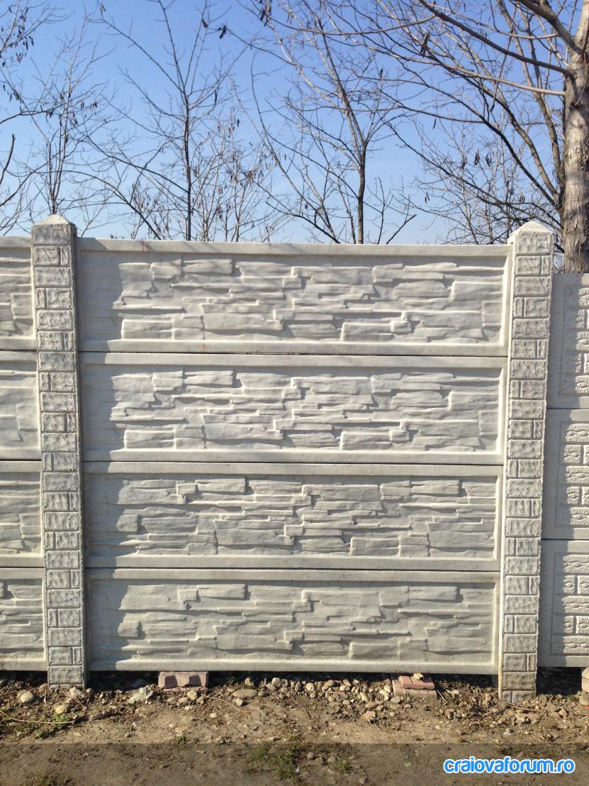 vand gard beton armat 33 modele boltari stalpisori ornamentali spalieri vie. Black Bedroom Furniture Sets. Home Design Ideas
