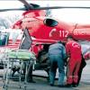 Dolj: Accident grav la Cerăt. Elicopterul SMURD a preluat răniții