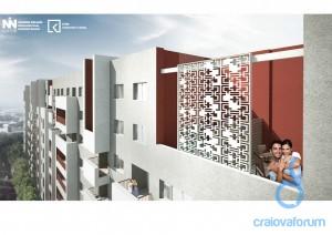 B-BOX_Caracal_Perspectiva balcon duplex