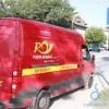 Mașină a Poștei, prădată la Craiova