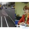 """Olguța Vasilescu: """"Așa sunt toate pistele de bicicliști din..."""