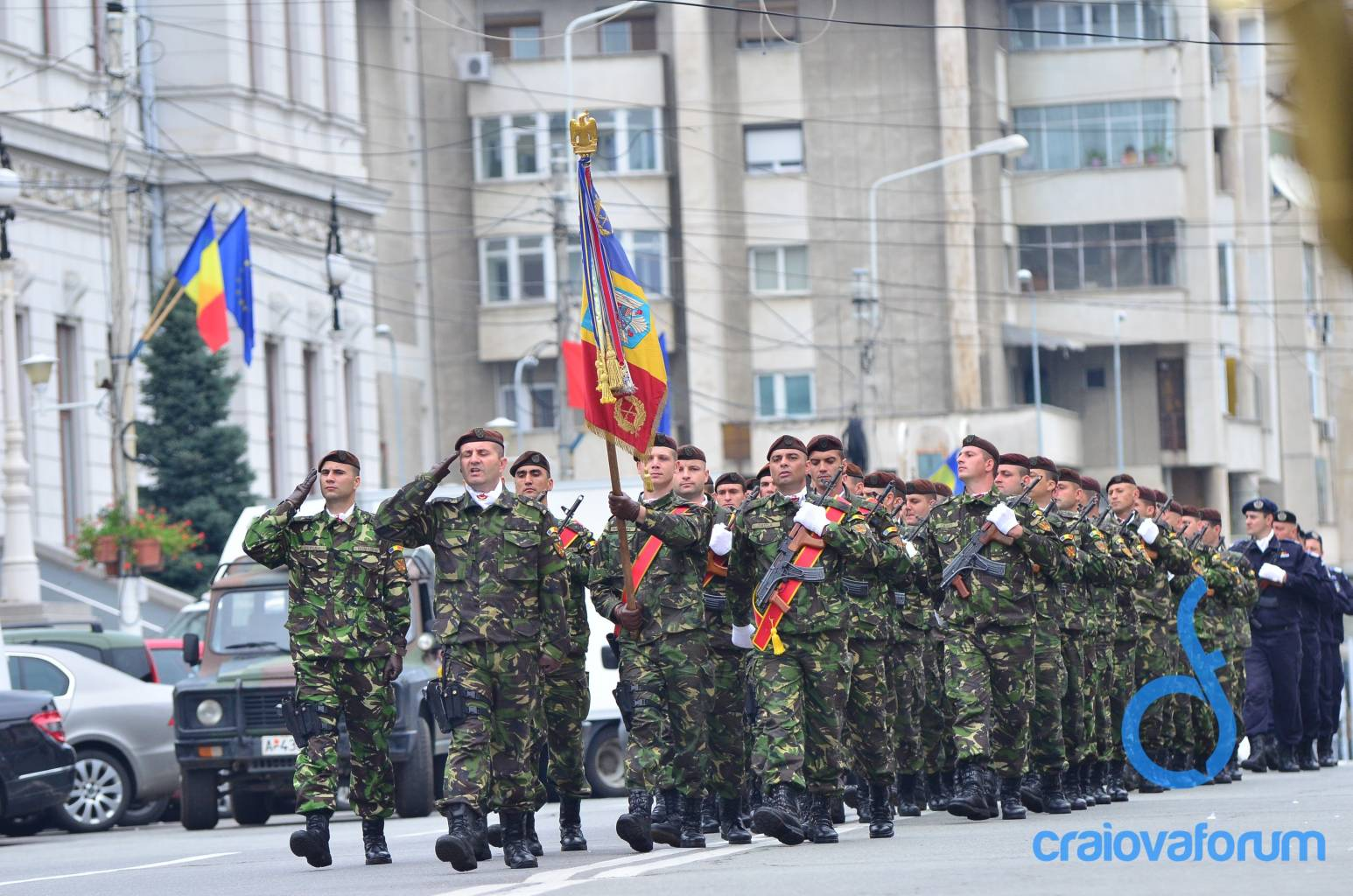 Radio Romania International - Romanian Armed Forces Day