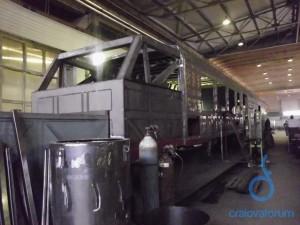 vagon Hyperion in lucru