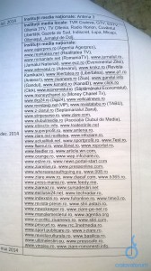Asociatia craiova capitala - raport inaintat consilierilor 12 feb 15 1