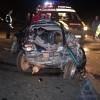 (FOTO) Răcari: Un mort și patru răniți, în urma unei coliziuni...