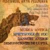 afis festival antic pelendava