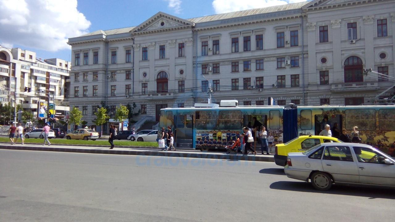 Rat Universitate tramvai
