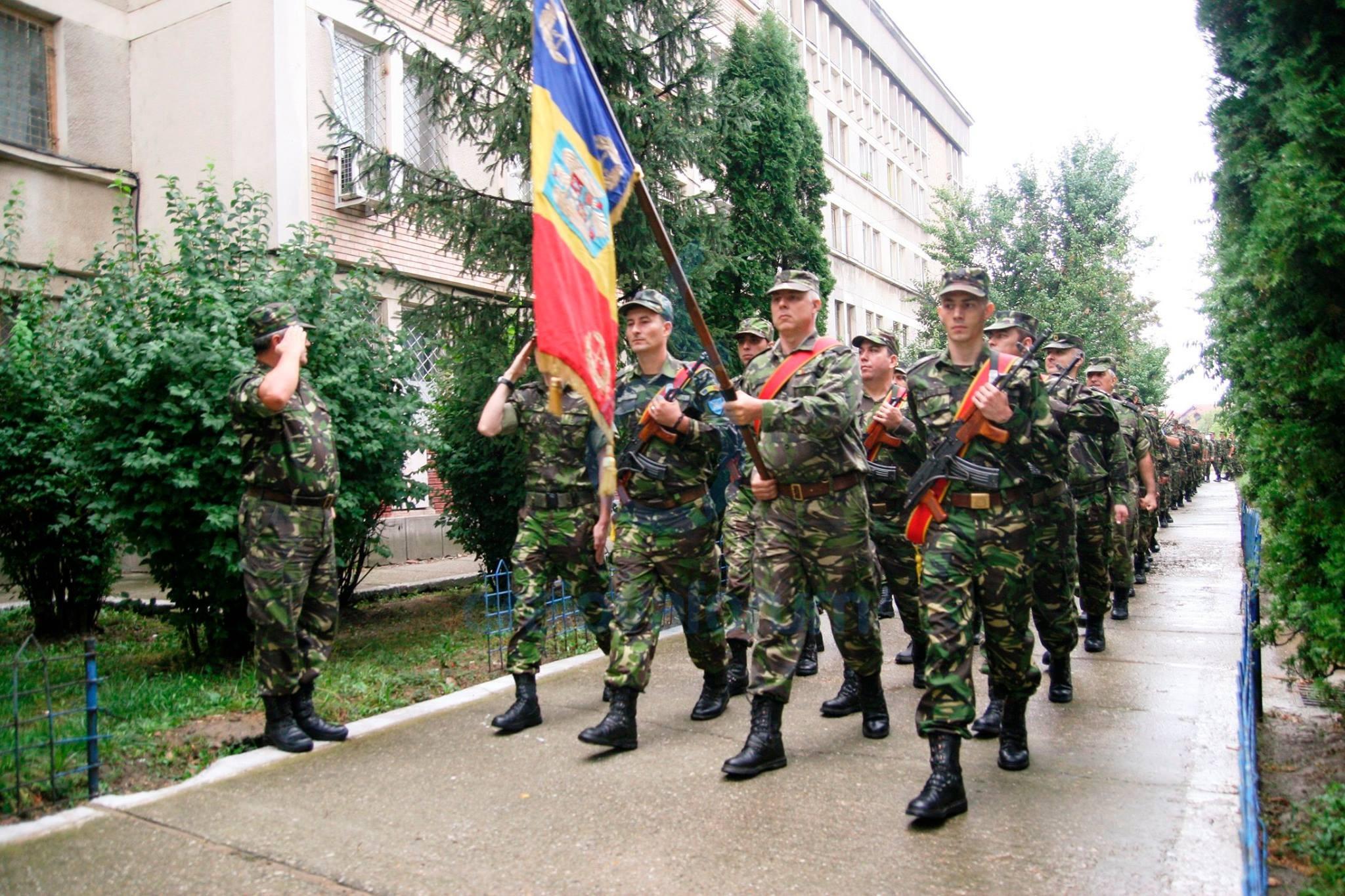 craiova 2 infanterie rovine