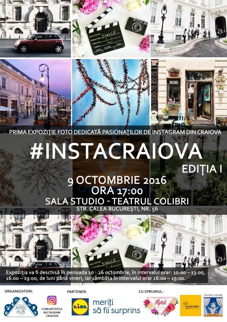 INSTA_CRAIOVA_Editia I_Afis_Expo