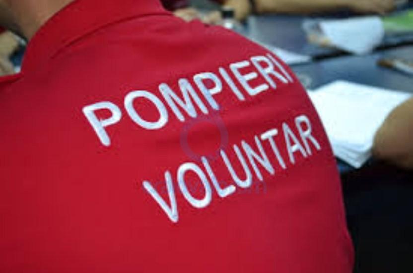 pompier voluntar